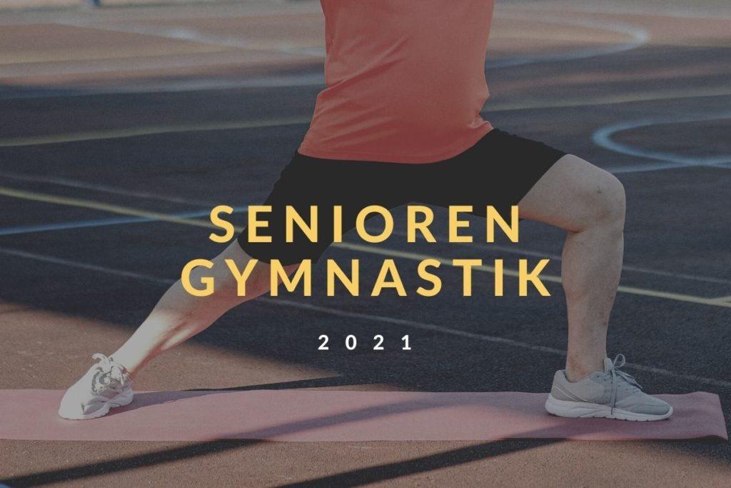 Seniorengymnastik – Alle guten Wünsche für 2021!