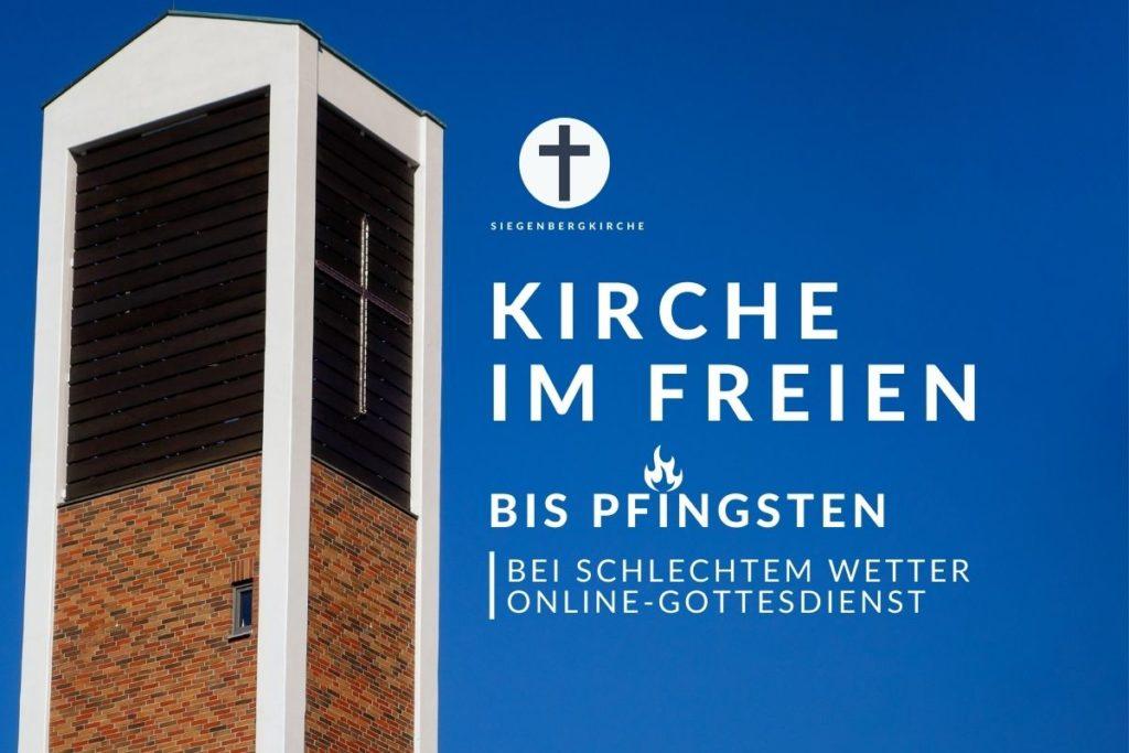 Kirche im Freien